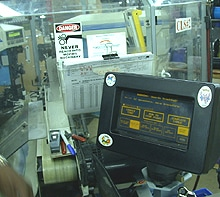 Manufacturing Machines High Speed High Quality