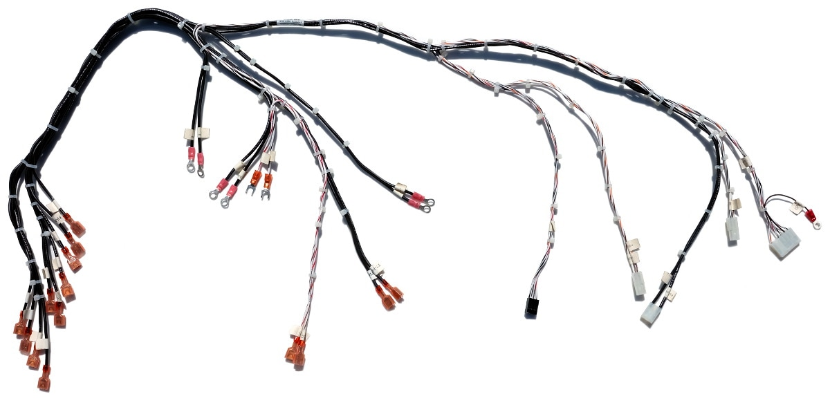 Manufacturing Products - Wire Harnesses, Coax Cables, Flat Cables ...
