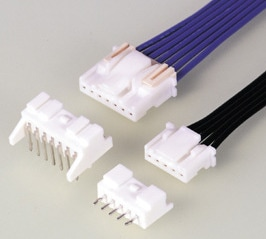 JST PA connectors