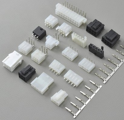 Molex Mini-Fit connectors